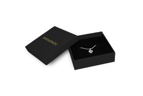 Écrin bijoux noir - 9cm